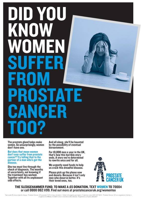 Females-Suffer-From-Prostate-Cancer