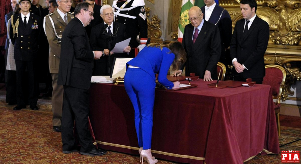 Italy-Minister